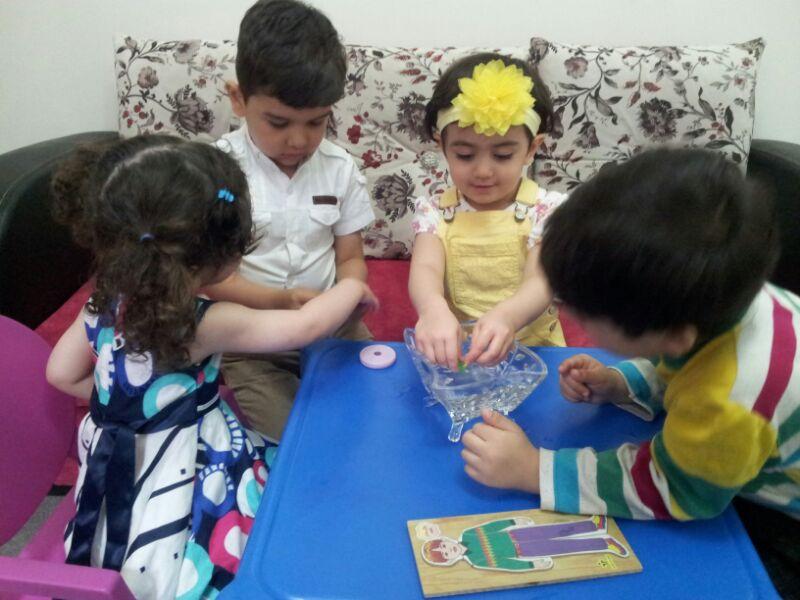 دوره های آموزشی خلاقیت در کودکان - موسسه روانشناسی آرامش اندیشه تبریز
