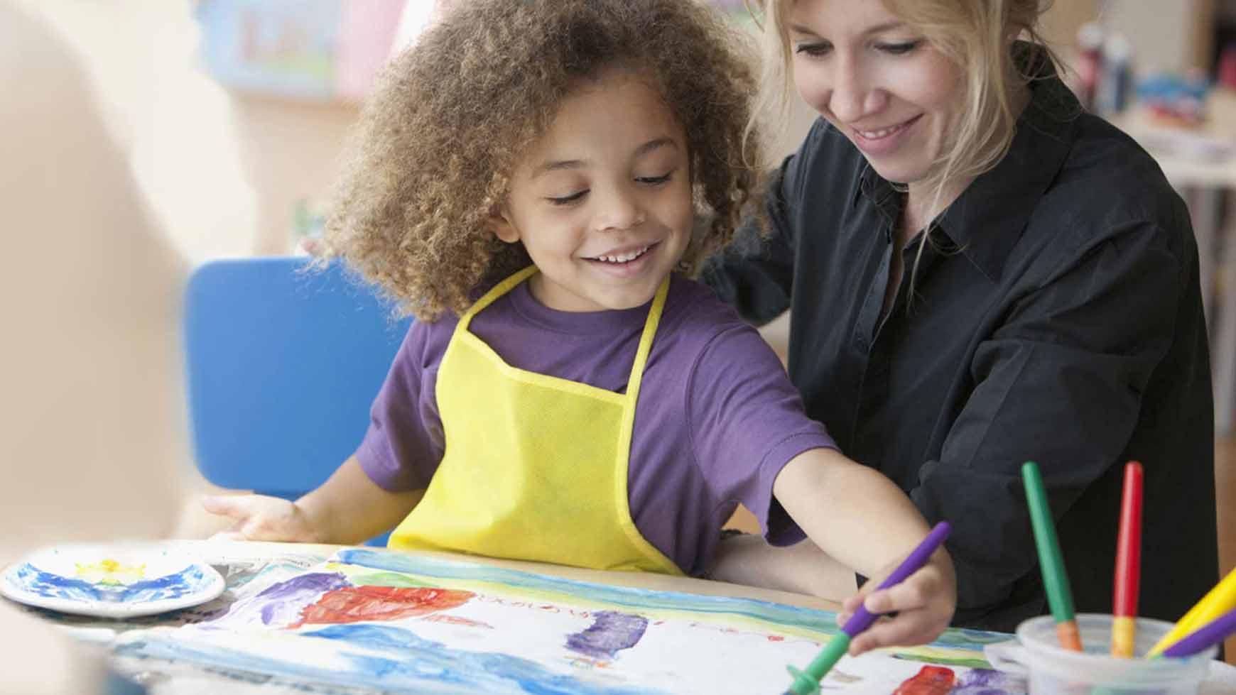 دوره مربی گری تربیت کودک خلاق به روش مونته سوری - موسسه روانشناسی آرامش اندیشه تبریز